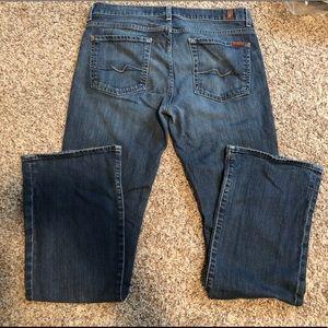 Seven jeans bootcut